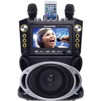Gf844 Karaoke Usa Machine Dvd/Cdg/Mp3G