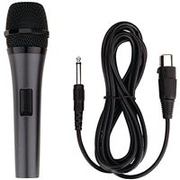 M189 Karaoke Usa Professional Dynamic Microphone With