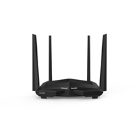 Tenda Technology AC10 Network AC1200 Smart Dual-Band Gigabit WiFi Router Retail