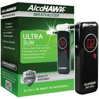 Alcohawkr Ah2800S Ultra Slim Breathalyzer