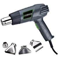 Genesis Ghg1500A Dual-Temp Heat Gun Kit
