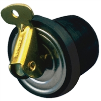 Sea-Dog Line 520094-1 Brass Baitwell Plug 3/4 Inch