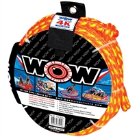 Wow Watersports 11-3010 4K- 60' Tow Rope