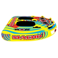 Wow Watersports 16-1010 Macho Combo 2 Towable Person