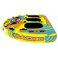 Wow Watersports 16-1030 Macho Combo 3 Towable Person