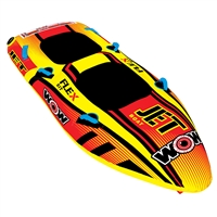 WOW Watersports 17-1020 Towable Jet Boat 2Person