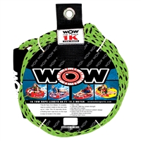 Wow Watersports 17-3010 1K 60' Tow Rope