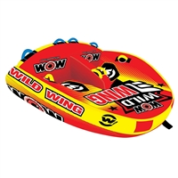 Wow Watersports 18-1120 Wild Wing 2P Towable 2 Person
