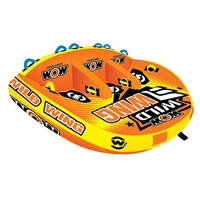Wow Watersports 18-1130 Wild Wing 3P Towable 3 Person