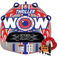 Wow Watersports 18-1110 Thriller Starter Kit Towable 1 Person