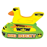Wow Watersports 18-1140 Big Ducky Towable 3 Person