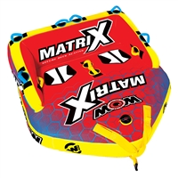 Wow Watersports 20-1060 Matrix Towable 4 Person