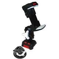 Scanstrut Rls-509-405 Rokk Mini Kit Universal Phone Clamp Adjustable Arm And