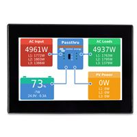 "Victron Energy Bpp900700100 Canvu Gx Monitor 4.3"" Color Touch Screen"