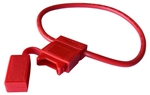 Weatherproof ATC 12v Fuse Holder - ATC Blade Fuse with Cover
