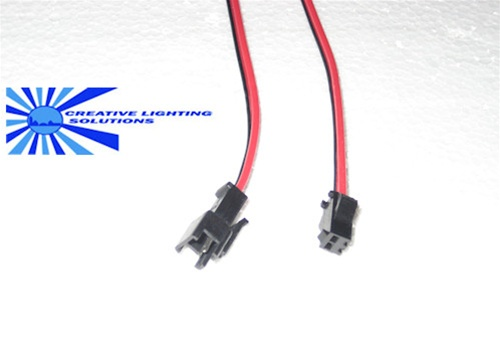2 Wire Molex Connector Set - 8\