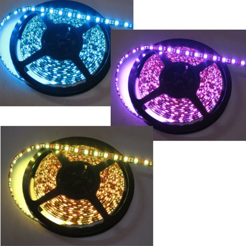 Water resistant led flex strips led tape lights low power alternative views aloadofball Choice Image
