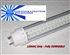 Dimmable LED SMD T10 Tube Light - 1800 Lumens, 4 foot, Day White, 18 Watt, 290 LED, 120VAC, Clear Lens, Commercial Grade - Dimming!