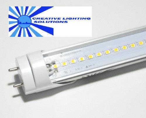 T8 LED Tube Light - 850 Lumens, 18 inch, Day White, 7 Watt, 60 LED ...