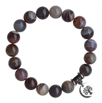 Botswana Agate Bracelet GROWTH