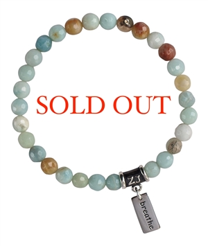 Amazonite Bracelet HEAL ME - zen jewelz