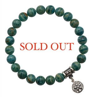 Amazonite Bracelet NO WORRIES - zen jewelz