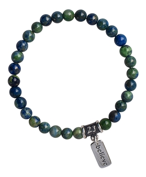 Azurite Bracelet ENLIGHTENMENT - zen jewelz