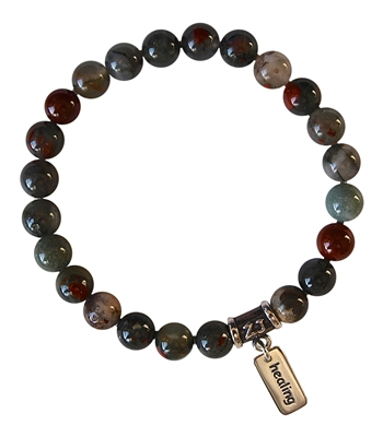 Bloodstone Bracelet IMAGINE