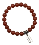 LOVE MY BODY - Carnelian Healing Crystal Bracelet - zen jewelz