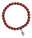 Natural Sponge Coral Bracelet RELAXATION - zen jewelz