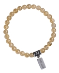 JOY - Citrine Healing Crystal Bracelet - zen jewelz