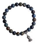 Sunset Dumortierite Bracelet INVOKE INNER STRENGTH - zen jewelz