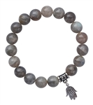 GIVE ME GUIDANCE - Labradorite Healing Gemstone Bracelet - zen jewelz