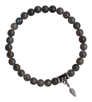 Labradorite Bracelet FAITH - zen jewelz