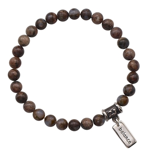 Llanite Quartz Bracelet HARMONY - zen jewelz