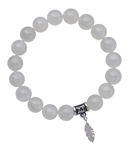 Moonstone Bracelet PERFECT HARMONY - zen jewelz