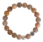 EMOTIONAL BALANCE - Moonstone Healing Crystal Bracelet - zen jewelz