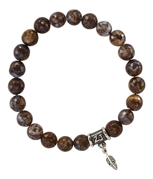 Fire Opal Bracelet PERSONAL POWER - zen jewelz