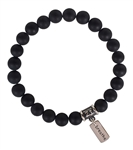 Onyx Bracelet THE PROTECTOR - zen jewelz