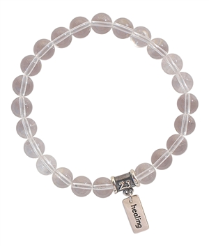 Quartz Bracelet CONNECT WITH SPIRIT - zen jewelz