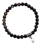 Sardonyx Bracelet HAPPINESS- zen jewelz