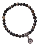 Sardonyx Bracelet ELEMENT EARTH -zen jewelz