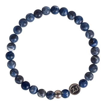 Sodalite Bracelet CALM MIND - zen jewelz