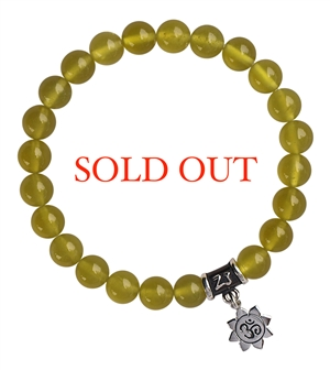 Serpentine Bracelet SPIRITUAL JOURNEY - zen jewelz