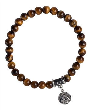 Tiger Eye Bracelet REJUVENATION - zen jewelz