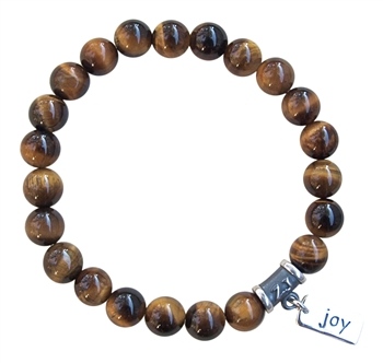 Tiger Eye Bracelet PROTECT ME - zen jewelz