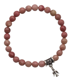 Thulite Bracelet SPREAD LOVE - zen jewelz