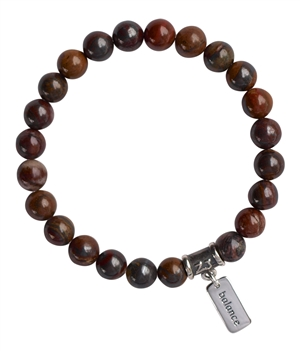 Tiger Iron Bracelet REVITALIZE - zen jewelz