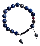 RELIEVE STRESS - Lapis Lazuli Healing Crystal Bracelet - zen jewelz