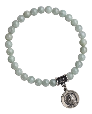 St Anthony Bracelet - zen jewelz by ZenJen